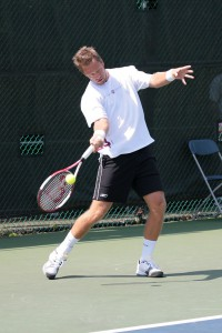 Robert Lindstedt  ATP Tennis Professional 2006 Western & Southern Financial Group Masters  Cincinnati, Ohio